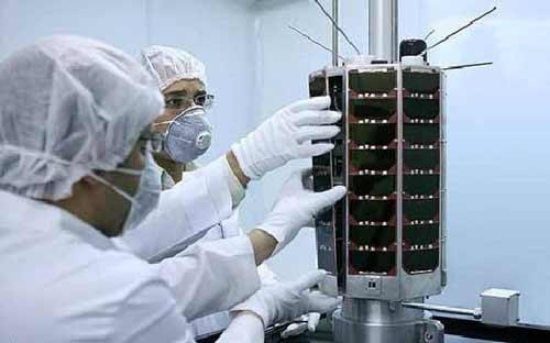 ماهواره امیر کبیر 2 به فضا می رود / آغاز ساخت فاز اول ماهواره امیر کبیر