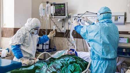 وضعیت تهران در روز نارنجی کرونایی/ تعداد بیماران بدحال هنوز بالاست