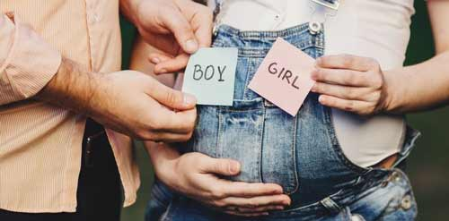 پسر یا دختر / پسرم را ببوسم یا دخترم را ببویم؟