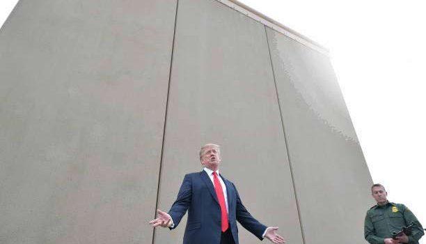 ترامپ در دوران ریاستجمهوری چه میزان از دیوار مکزیک را ساخت؟