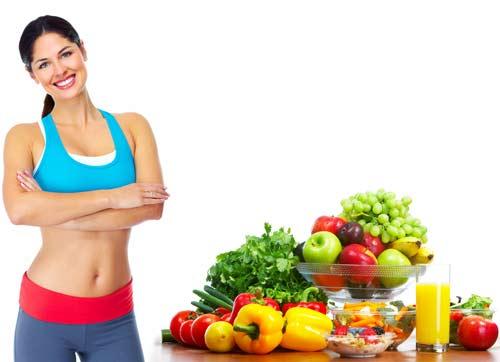 لاغری شکم با خوراکی هایی که شکم شما را آب می کنند